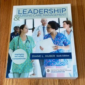 Leadership & Nursing Care Management, 6th Edition